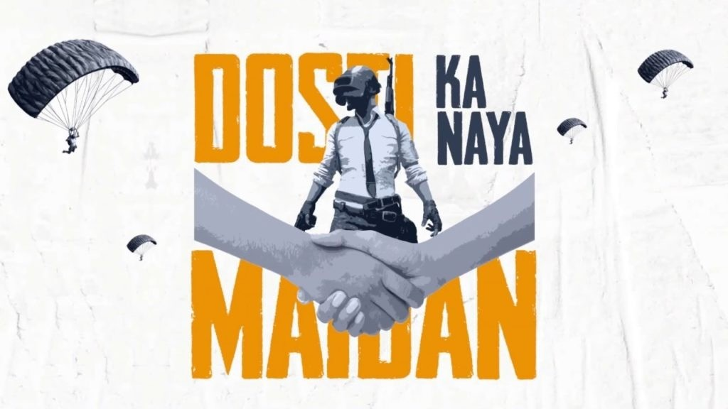 "Download PUBG Mobile ""Dosti Ka Naya Maidan"" Full HD+ or Watch Live"