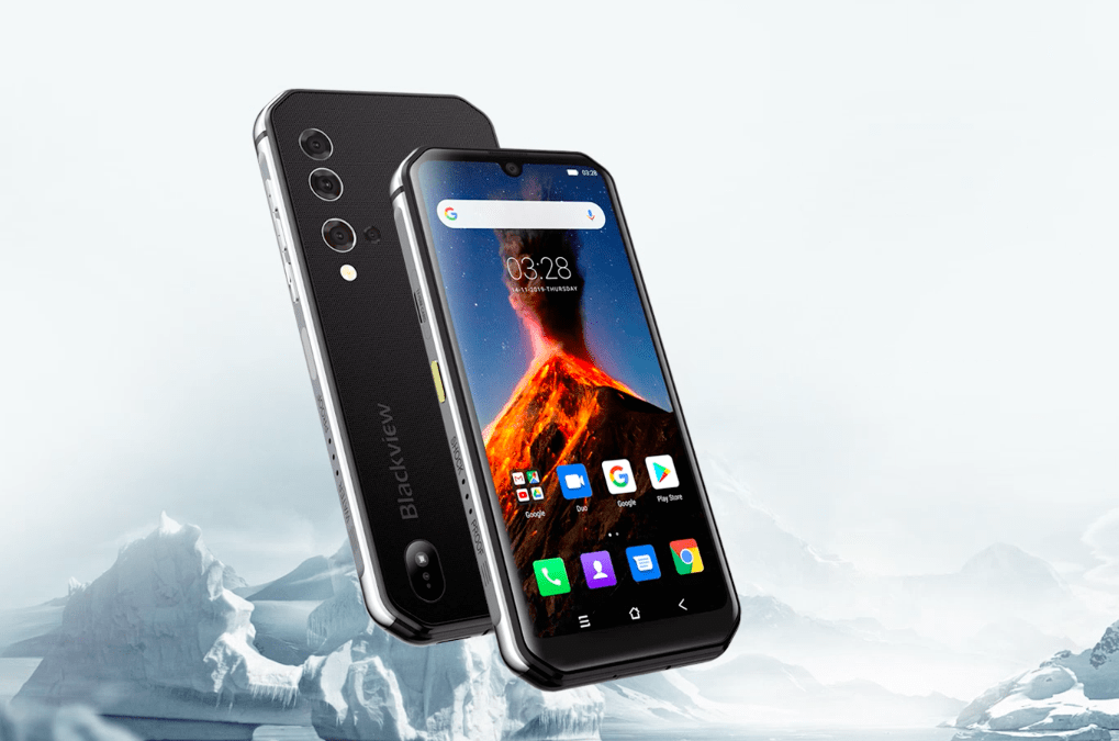 BlackView BV9900 Launched With 48MP, Helo P90 Camera Indestructible