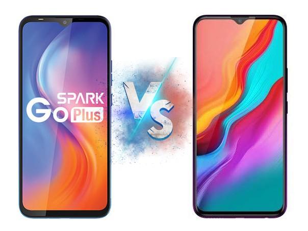 Tecno Spark Go Plus VS Infinix Hot 8 Specification and Price (Mobile Comparison)