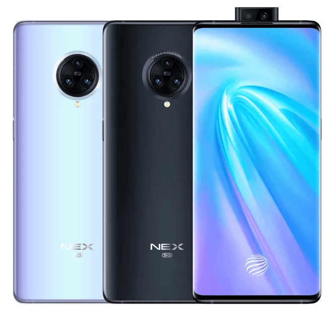 Vivo Nex 3 5G Listed on TENAA With Snapdragon 865 and Golden Color