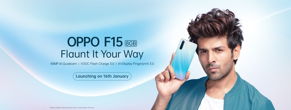 Oppo F11 Reb-randed Oppo A91 Will launched in India on January 16th