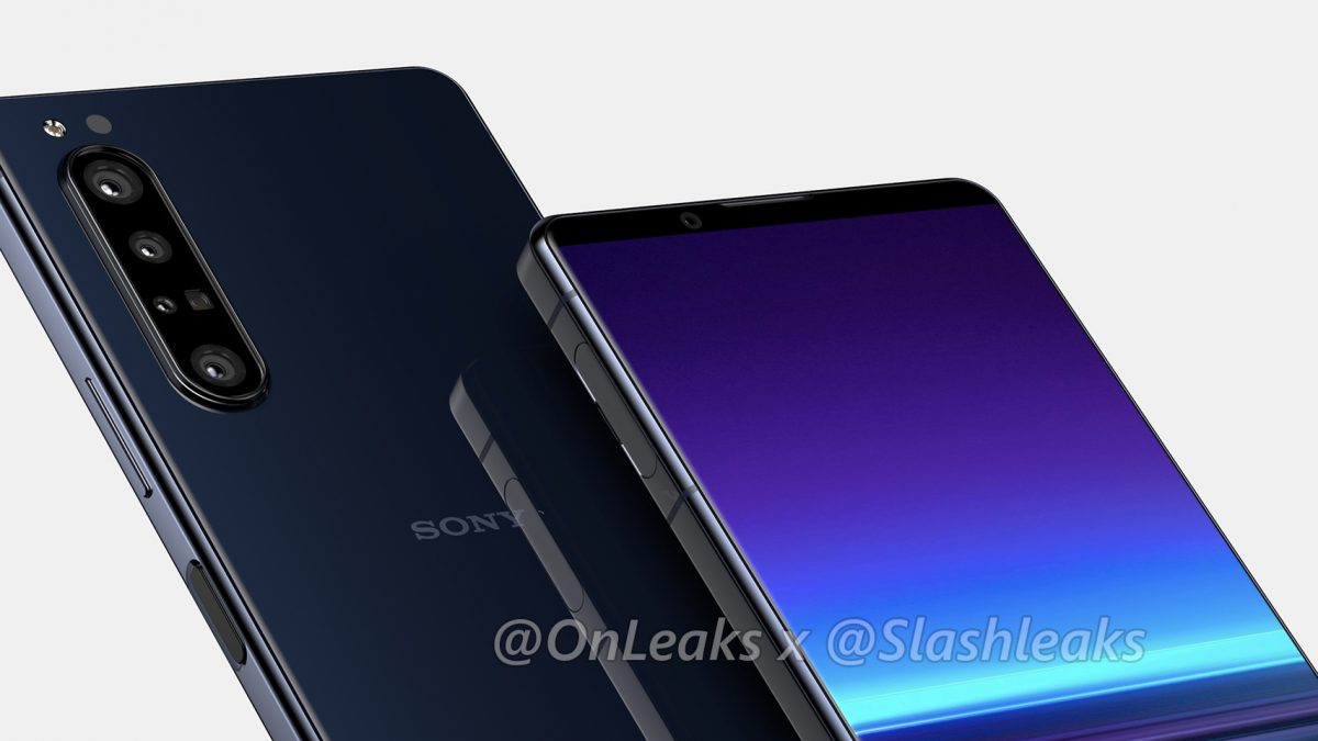 Sony Xperia 5 Plus CAD Render Reveals Design and key Specifition