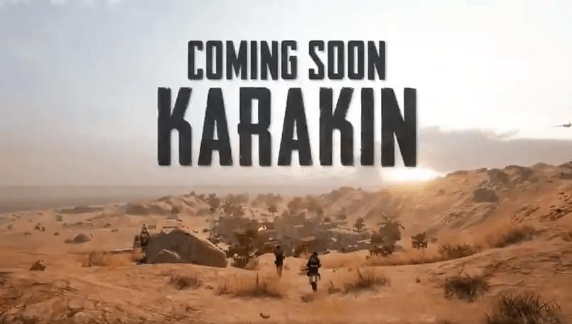 PUBG teases Karakin is the fifth map, similar to Miramar to replace Vikendi