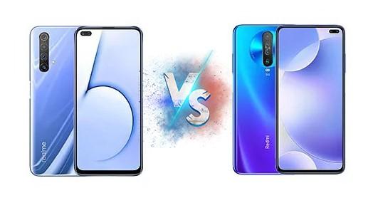 Realme X50 5G vs Redmi K30 5G Specification & Price  (Mobile Comparison)