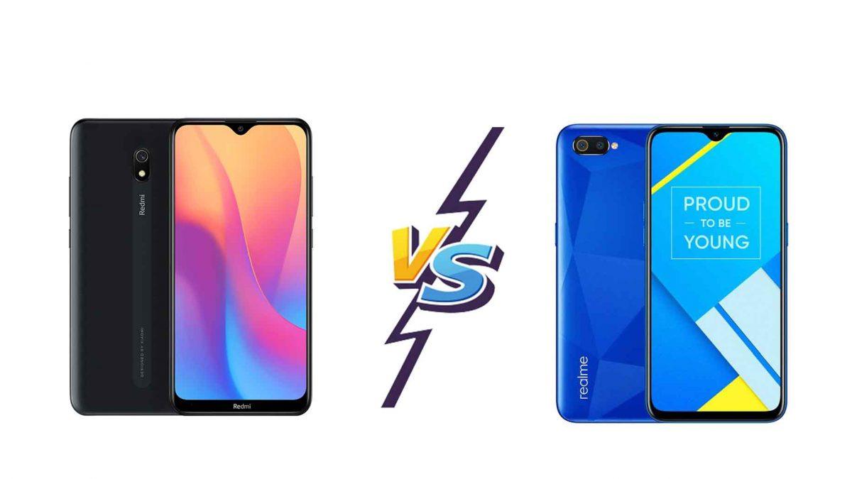 Realme C2 vs Redmi 8A Full specification and Price (Mobile Comparison)