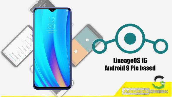 LineageOS 16 for Realme 3 Pro