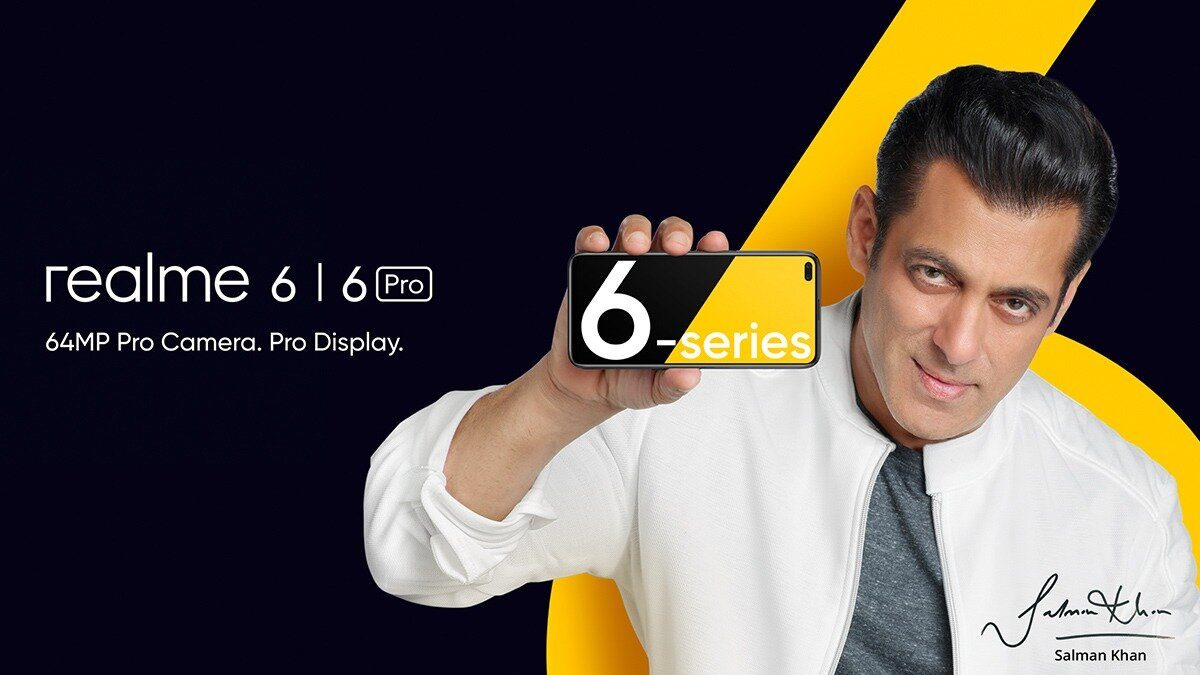 Realme 6 and Realme 6 Pro launched with Realme Band Starting Rs. 1455