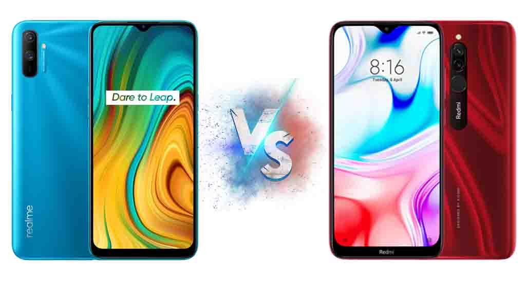 Realme C3 vs Redmi 8 Full Specification and Price (Mobile Comparision)