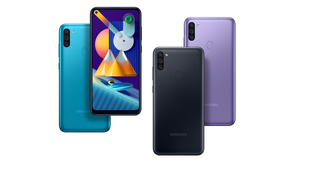 Samsung Galaxy M11 Launched With Triple Rear Cameras, 5,000mAh Battery: Full Specs and Price