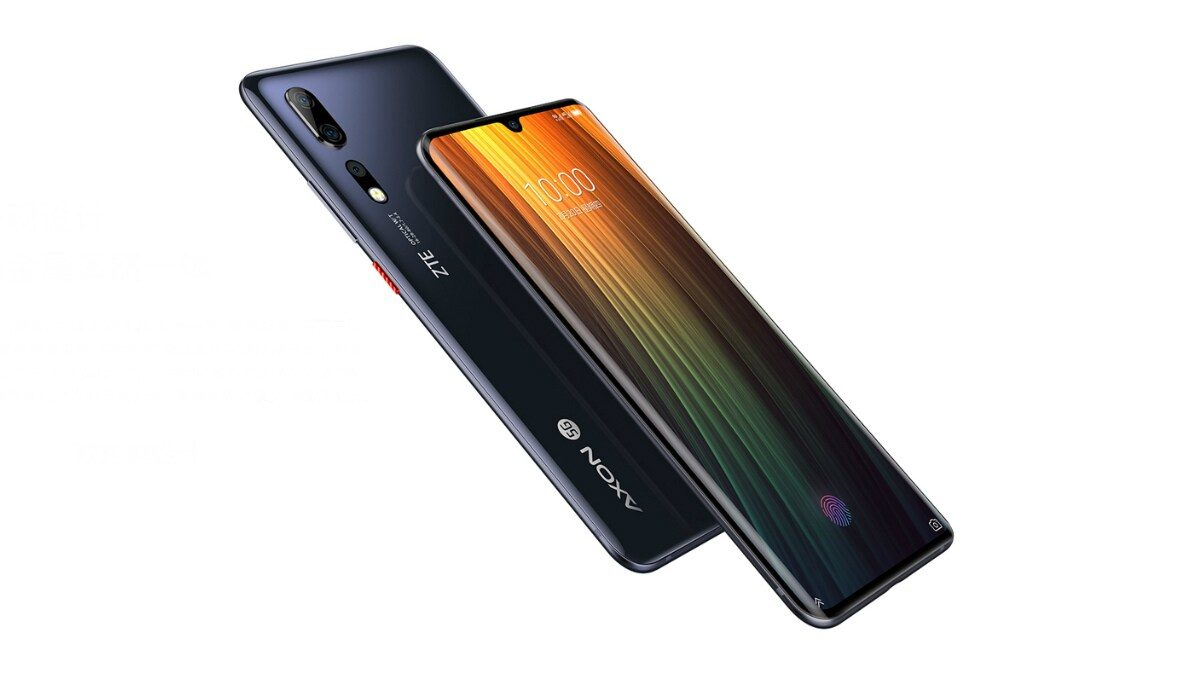 ZTE Axon 10s Pro 5G Launched with Qualcomm Snapdragon 865 Soc, full Specification and price