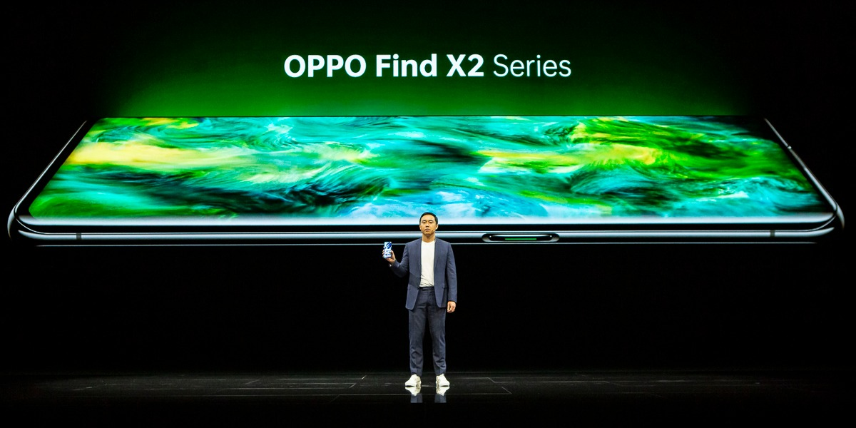Oppo Find X2 series launched with 4K 120Hz displays: price, specifications
