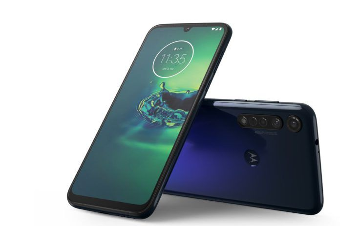 Motorola Moto G8 Launched in Brazil with 6.4-inch Punch-hole Display, Full Specification and Price