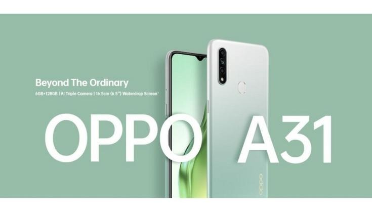 OPPO A31 LAUNCHED IN INDIA, FULL SPECIFICATION AND PRICE