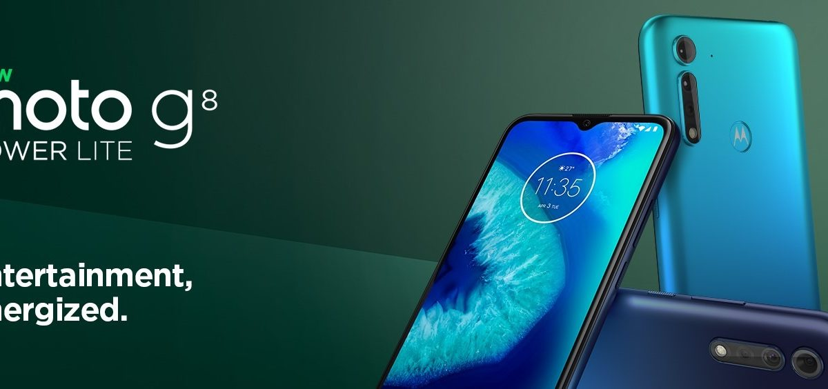 Motorola G8 Power Lite Launched with 5,000mAh battery, Full Specs and Price