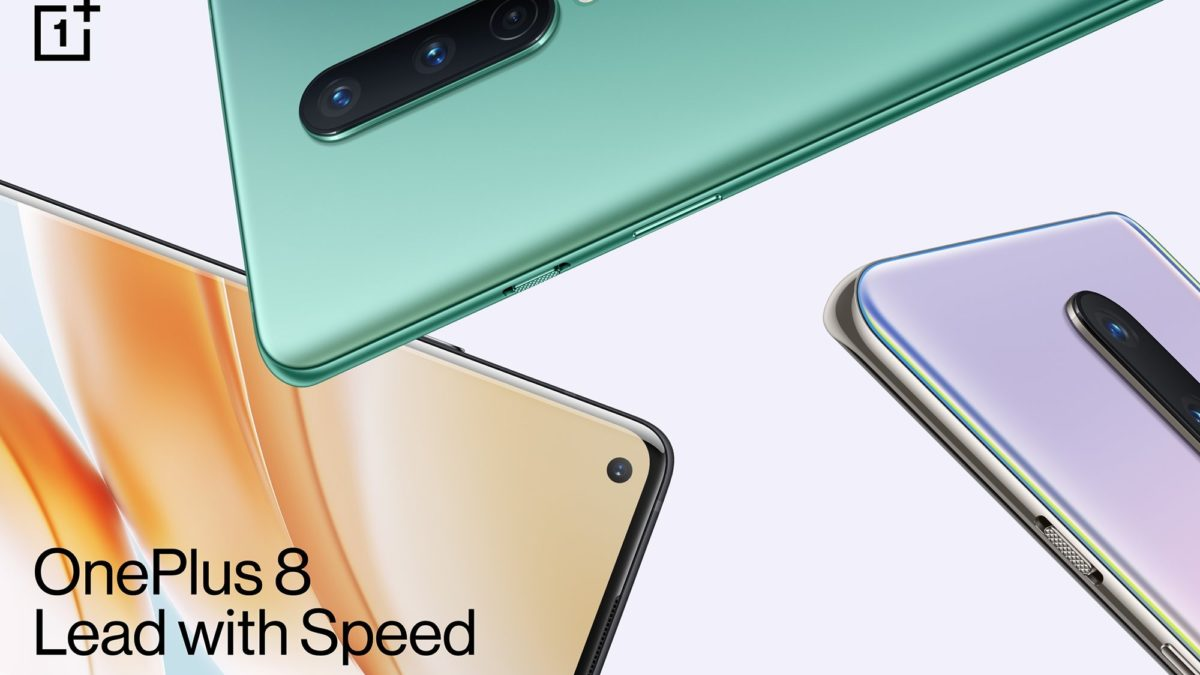 OnePlus 8 Series Launched with Snapdragon 865 SoC, Full Specs and Price