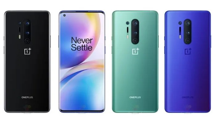 OnePlus 8 and OnePlus 8 Pro complete leaks and Specifications leaked ahead of official launch