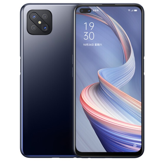 Oppo A92s launched in china with 120Hz and 5G Support for $311