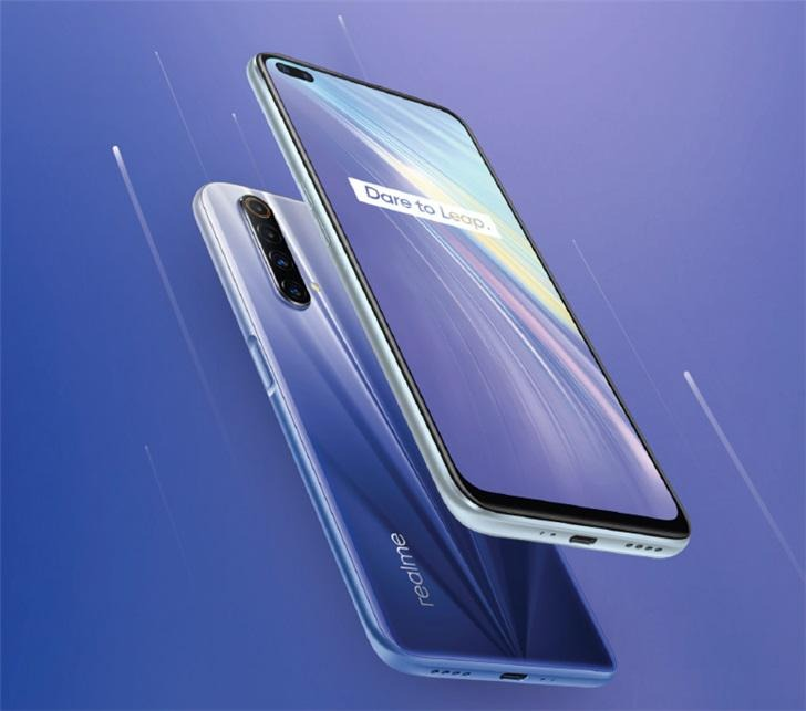 Realme X50M launched in China, full Specs and price