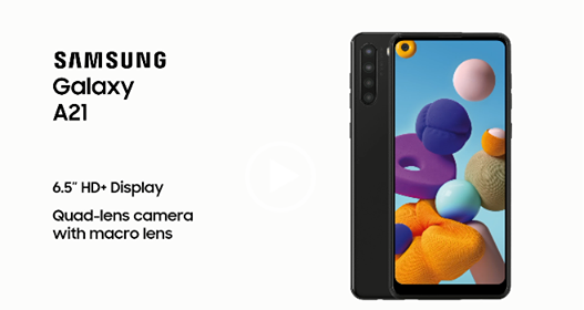 Samsung launches Galaxy A21 with Helio P35 and Quad rear camera