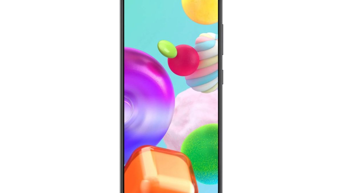 Samsung Galaxy A41 launched in Europe for €299 with an in-display fingerprint scanner