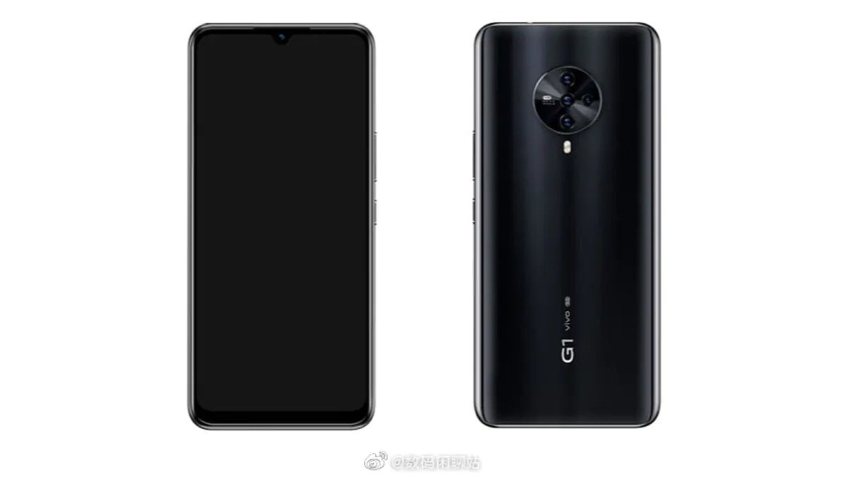 Reportedly Vivo G1 Renders along its key Specifications surface online