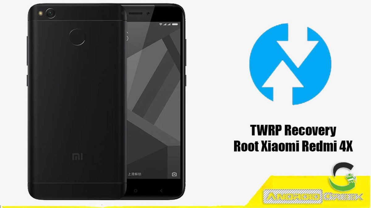 How to Download and Install TWRP Recovery Xiaomi Redmi 4X   Guide