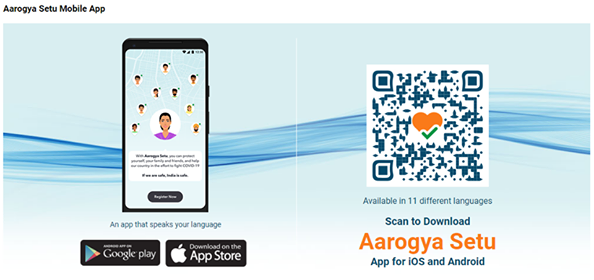 How to download and install Aarogya setu app on Android
