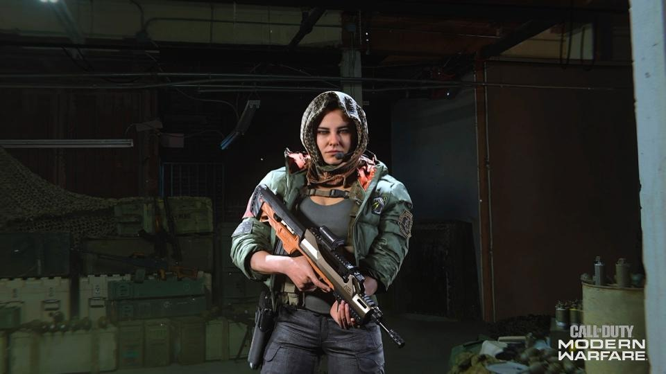 Call of Duty Modern Warfare and Warzone will PC new character and operator this week.