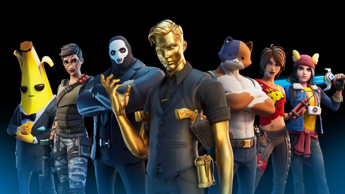Fortnite surpassed 350 million registered players across the globe; 41% new players within a month.