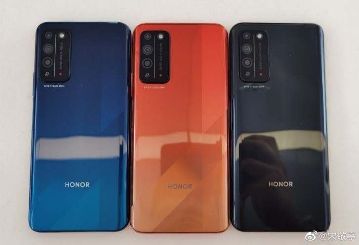 Honor X10 real-life images surfaced online and Rendered; Key Specifications and More details