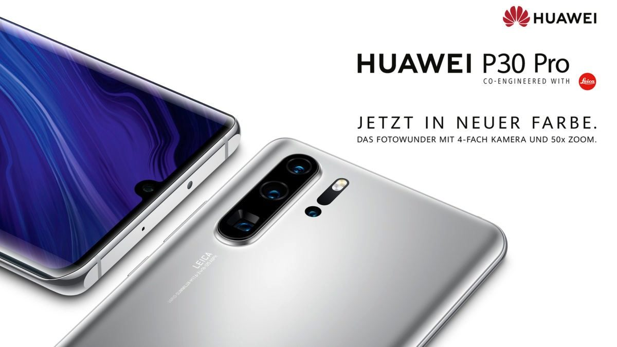 Huawei P30 Pro New Edition Launched with GMS support in Europe; everything you need to know.