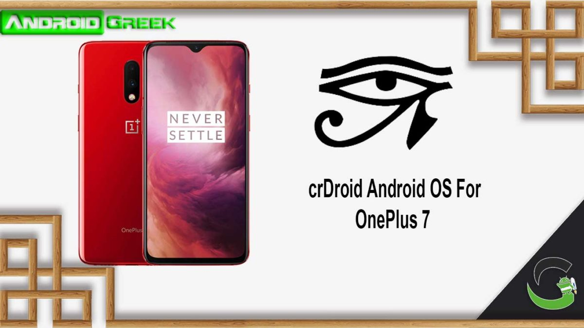 How to Download and Install crDroid OS on OnePlus 7 [Android 10]