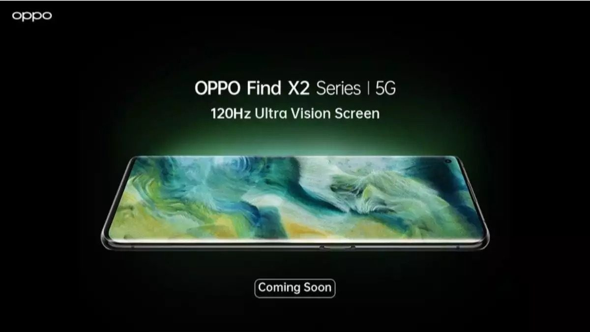 Oppo Find X2 will available on Amazon India. Notify me button is live now; launch seems quite imminent.