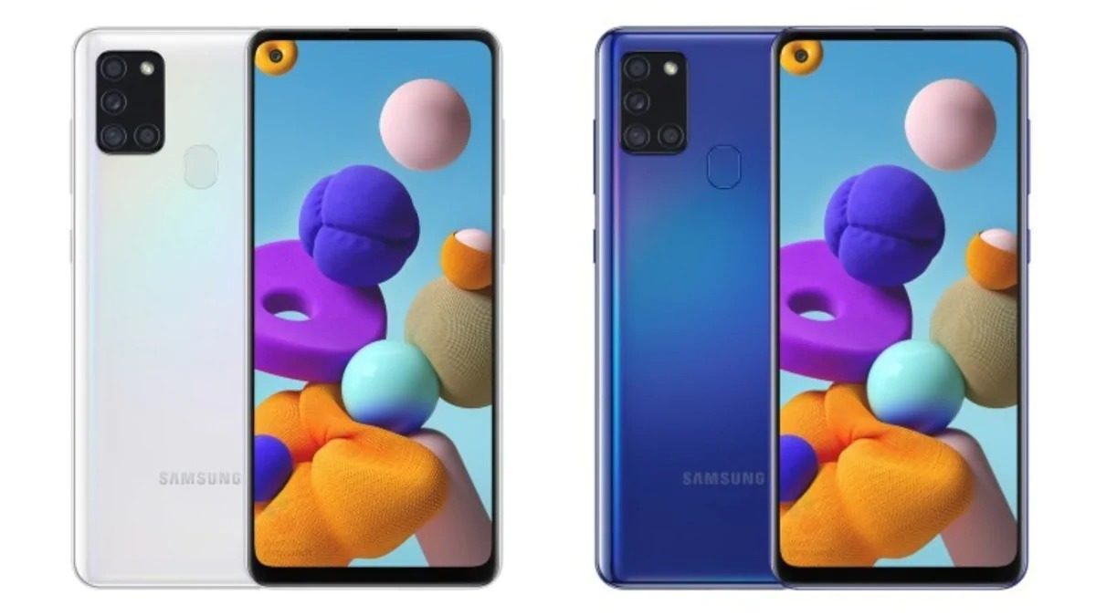 Samsung A21s Launched with punch-Hole Display; Key Specifications, Color, and More