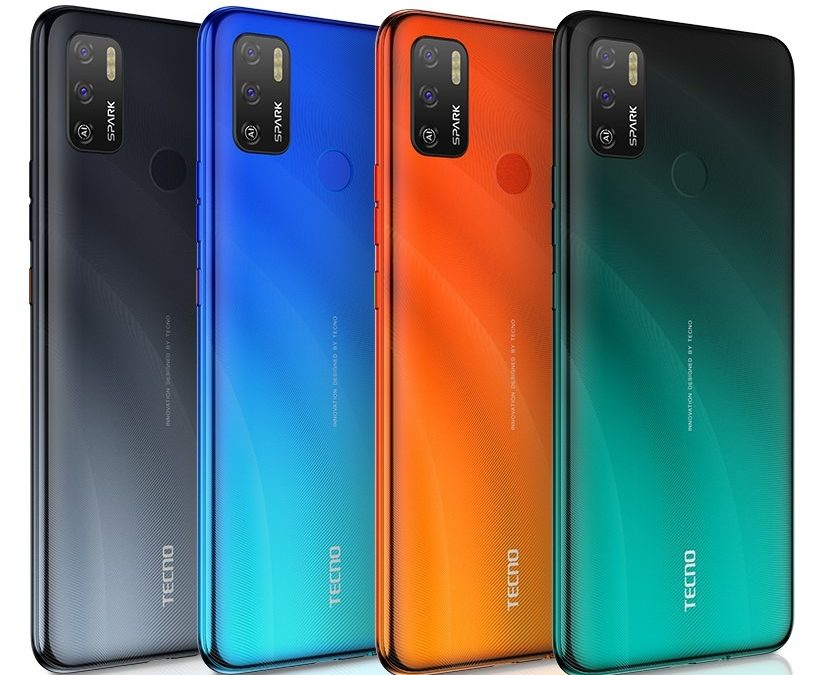 Techno Spark 5 Air Launched with 2GB of RAM, Full Specification and Price