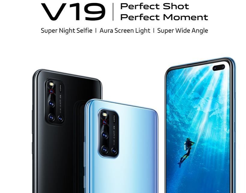 Vivo launch Vivo V19 Global in India: key Specifications, Features, price, color, and Availability