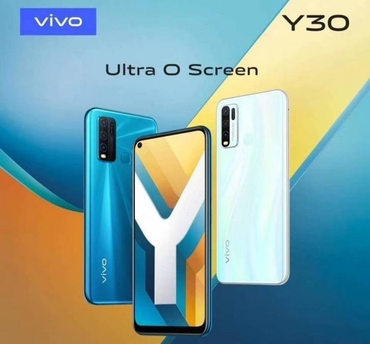 Vivo Y30 Silently Launch in Malaysia: Key Specifications, Price and Availability