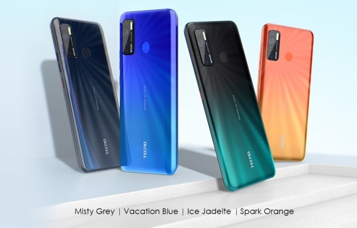 Tecno Spark 5 launched in Ghana with punch-hole display, Full Specs and price