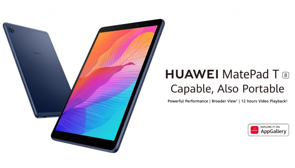 Huawei MatePad T8 Launched in Romania, Full Specification and Price