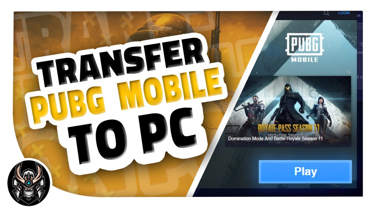 How do I transfer PUBG Mobile from my phone to my computer? (Steps Guide)