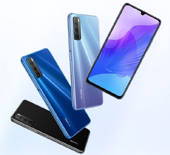 Huawei Enjoy 20 Pro Launched Dimensity 800 SoC, Full Specification and Price