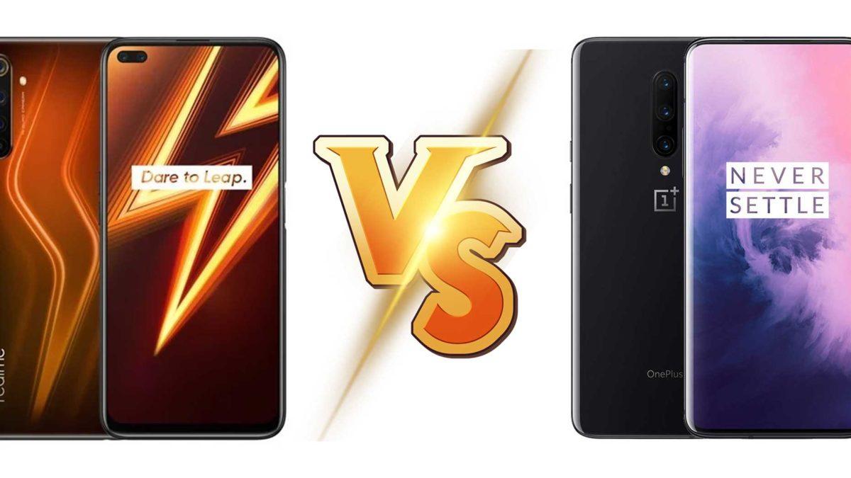 Realme 6 Pro vs OnePlus 7 Pro; Full Specification and Price (Mobile Comparision)