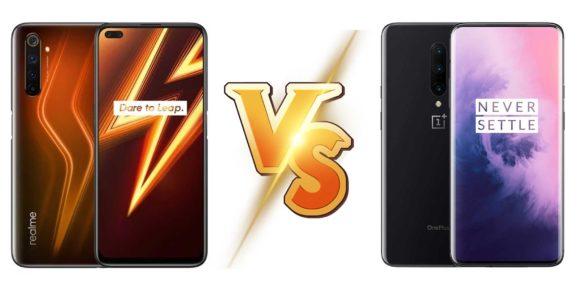 Realme 6 Pro vs OnePlus 7 Pro