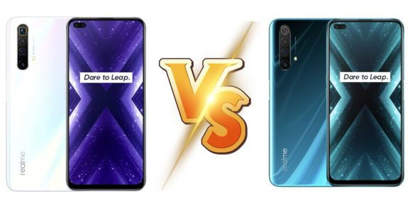 Realme X3 vs Realme X3 SuperZoom