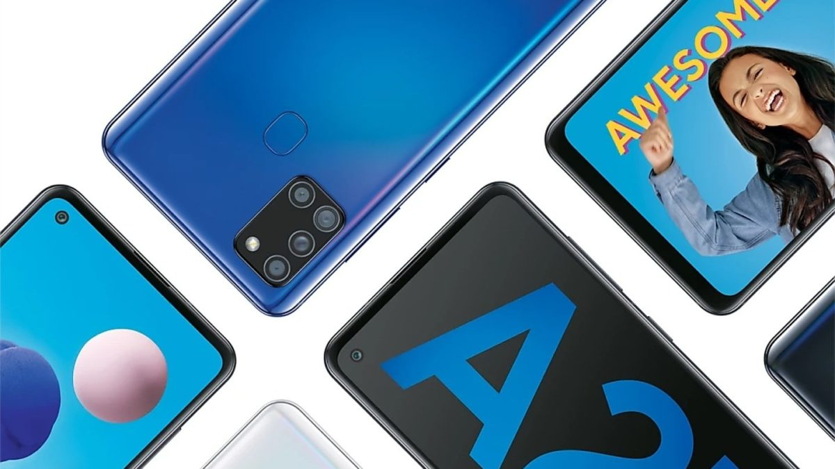 Samsung Galaxy A51 5G and Galaxy A21s launched in France