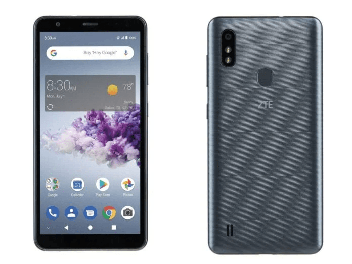 ZTE Blade A3 Prime launch on Yahoo Mobile and Visible for MSRP $99