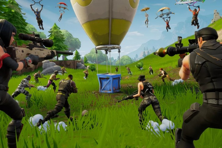 Sony invested in Epic Games with $250 Million: Developer of Fortnite and Unreal Engine