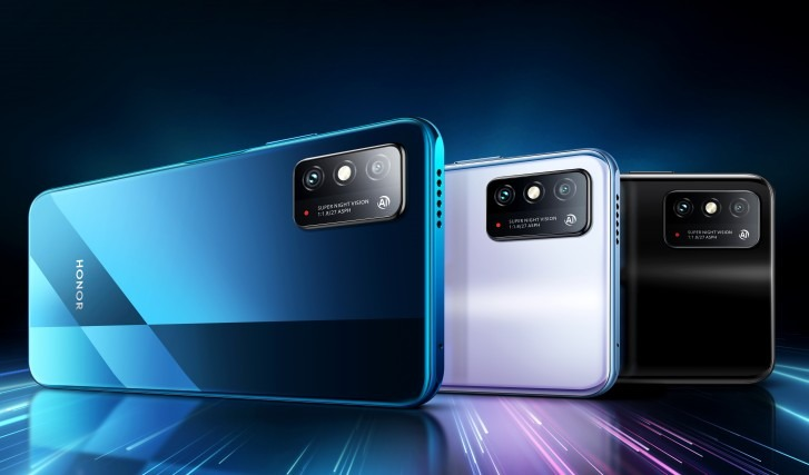 Honor X10 Max launched with Dimensity 800 Soc for ~$ 269 along 3 color option