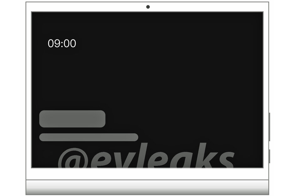 Lenovo Upcoming Android tablet render surface online -First look