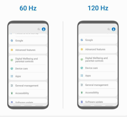 Samsung Galaxy Note 20 Ultra might have Dynamic higher refresh rate